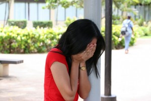tears-woman